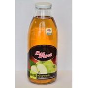 Нектар яблочный неосветленный с сахаром стерилизованный, 0.75 л фото