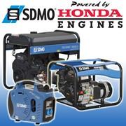 Бензиновые электростанции европейские SDMO (1-15 кВА) фото