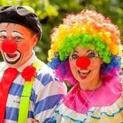 Клоунский дуэт Крем-Бруле фото