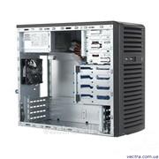 Supermicro Server Chassis MIDTOWER 500W (CSE-732D4F-500B) фото