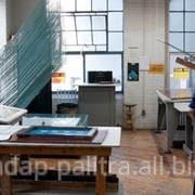 Консультации по технологии шелкотрафарета фото