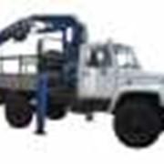 Аренда бурильно-крановая машина БКМ-302 Б фото