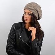 Берет LIZA1 коричневый фото