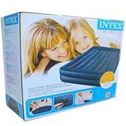 Кровать-матрас INTEX надувная фото