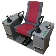 Кресло – пульт управления КПУ 1 фото