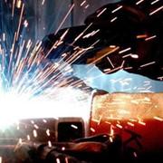 Изготовление нестандартных сварных металлоконструкций фото