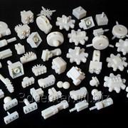 Изготовление изделий из пластмасс и эластомеров малыми партиями фото