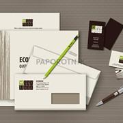 Логотип и фирменный стиль фото