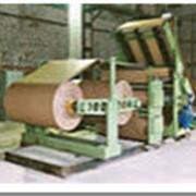 Производство гофрокартона фото