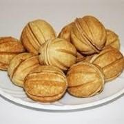 Сладости Орешки со сгущенкой 3,5 кг фото