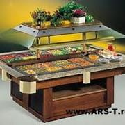 Салат-бары фото