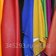 Кожа для пошива одежды и Замша ( ОВЧИНА) фото