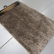 Набор ковриков для ванной комнаты и туалета Synergy Polyester 0,5X0,8, Код: Темно-бежевый фото