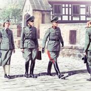 Модель Германский штабной персонал фото