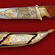 Нож Редкий зверь 375*196*47*6 фото