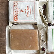 Шёлковое мыло Mulberry фото