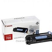 Заправка картриджа Canon 706 фото