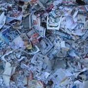Переработка бумажных изделий фото