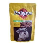 Корм для собак Pedigree дичь в соусе фото