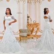 Кружевное свадебное платье Sabina фото