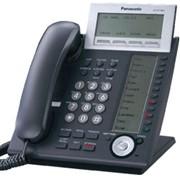 KX-NT366 - системный цифровой IP-телефон Panasonic фото