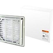 Вентиляционная решетка с фильтром для вентилятора SQ0832-0011 (250 мм) TDM фото