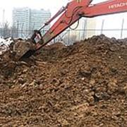 Вывоз и утилизация грунта строительного мусора фото