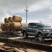 Toyota Hilux (Тойота-Хайлакс) фото