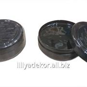 Крем для обуви Армейский чёрный фото