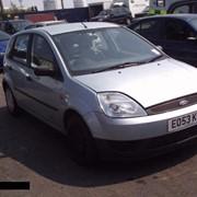 Ford Fiesta фото