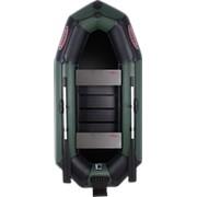 Двухместная лодка Vulkan V235LST(ps) слань+транец+передвижные сидения 34баллон фото