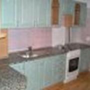 Изготовление кухонной мебели на заказ фото