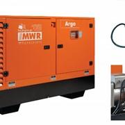 Электростанции дизельные MWR Fourgroup Argo LP в ассортименте фото
