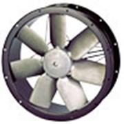 Осевые вентиляторы Soler & Palau в цилиндрическом корпусе фото