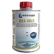 Мощная защитная пропитка IDEA GOLD BELLINZONI (Идея Голд Беллинзони) для камня, оригинальный цвет 0,25 л. фото