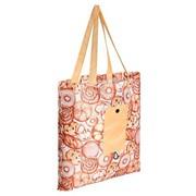 Складная сумка для покупок «Продукты», выпечка фото