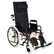 Noname Кресло-коляска с высокой спинкой арт. Mopt24831 фото