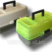 Ящик Aquatech на 3 полки с прозрачной крышкой фото
