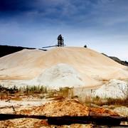 Добыча песка и гравия методом гидронамыва для строительных нужд фото