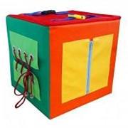 АКВЕЛЛА Дидактический Кубик арт. AQ17157 фото