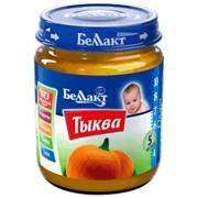 """Овощное детское пюре """"Беллакт"""". Тыква фото"""