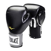 Перчатки боксерские Everlast Pro Style Anti-Mb 2312U 12 унций черные фото