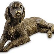 Скульптура Охотничья собака арт.БФ-15 фото