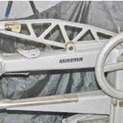Рукавная латочная маш. для ремонта обуви Minerva 01204 Р фото