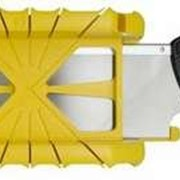 Стусло пластмасове Stanley 350х142х95мм с ножовкой фото