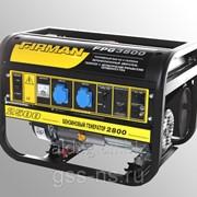 Бензиновый генератор Firman FPG3800 3 кВт/220В фото