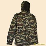 Куртка Смок зеленый камыш фото