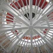 Огнезащитная обработка металлоконструкций (окраска, штукатурка, обертывание, облицовка) фото