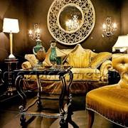 Изготовление мягкой мебели из массива дерева фото