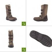 Обувь детская RICOSTA 90220 285 mokka, продажа в Украине фото
